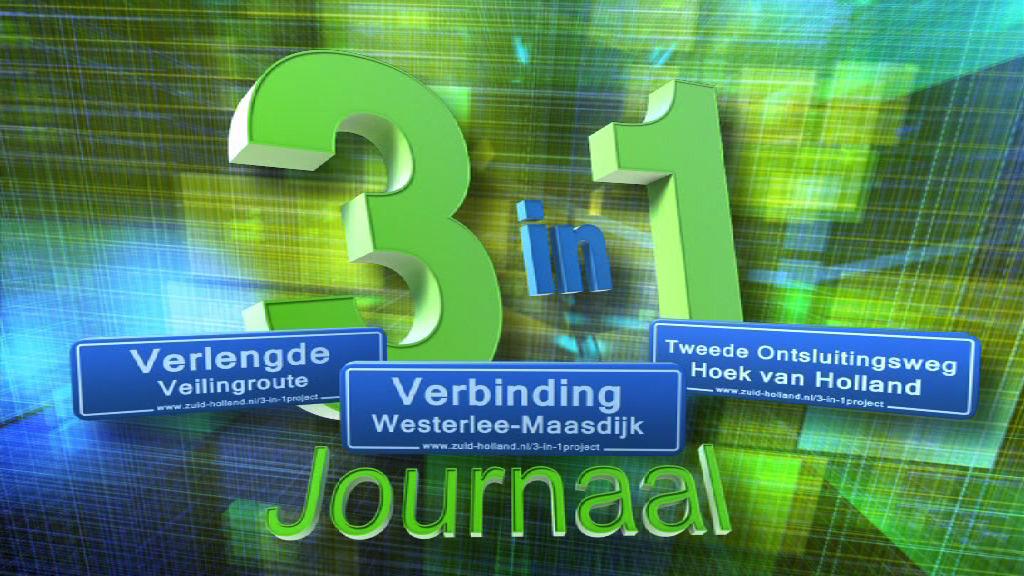 3-in-1 Journaal