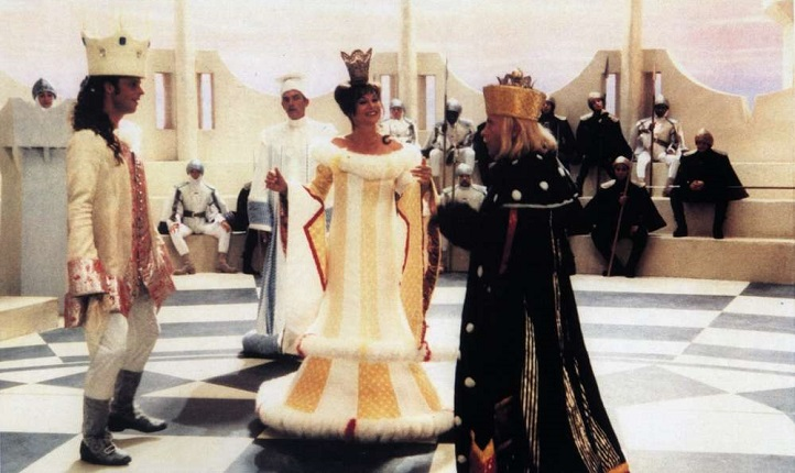 Lang leve de Koningin