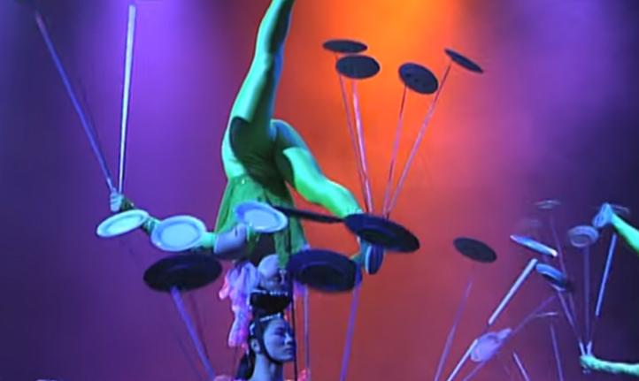 De Circuspassie van Henk van der Meijden