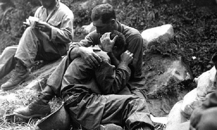 Oorlogsverhalen uit Zuid-Korea
