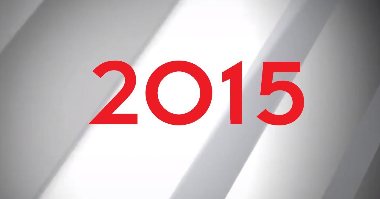 Terugblik 2015