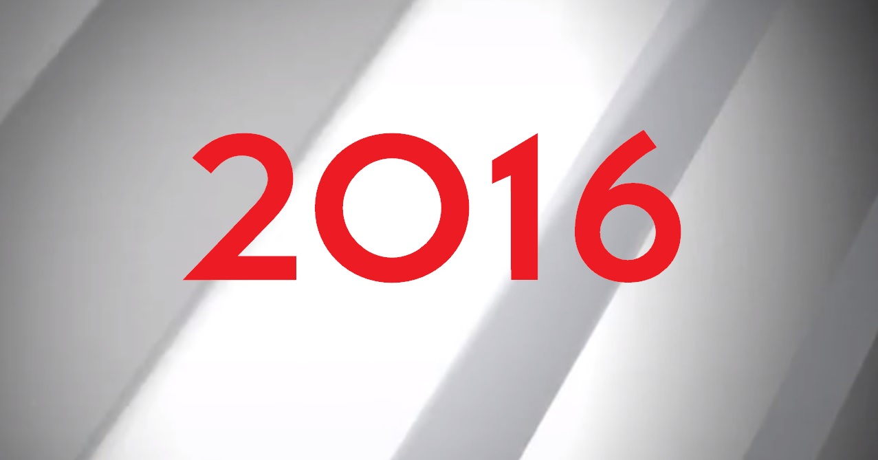 Terugblik 2016