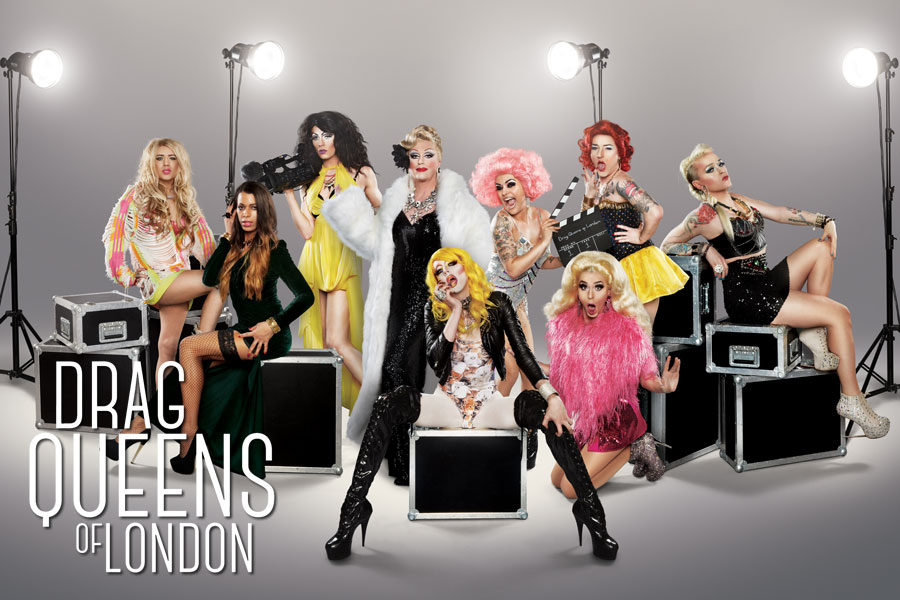 Drag Queens of London