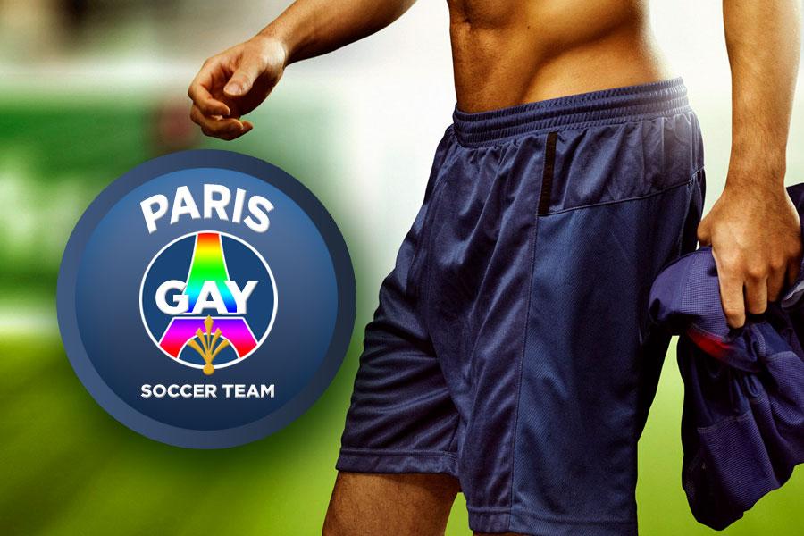 Paris Gay Soccer Team, The