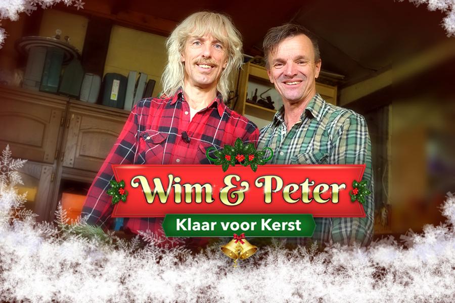 Wim & Peter: Klaar voor Kerst