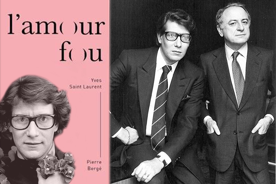 Yves Saint Laurent: L'Amour Fou
