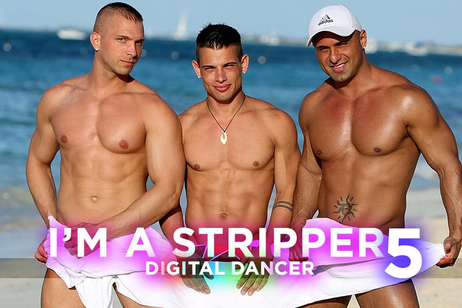 I'm a Stripper Digital Dancer