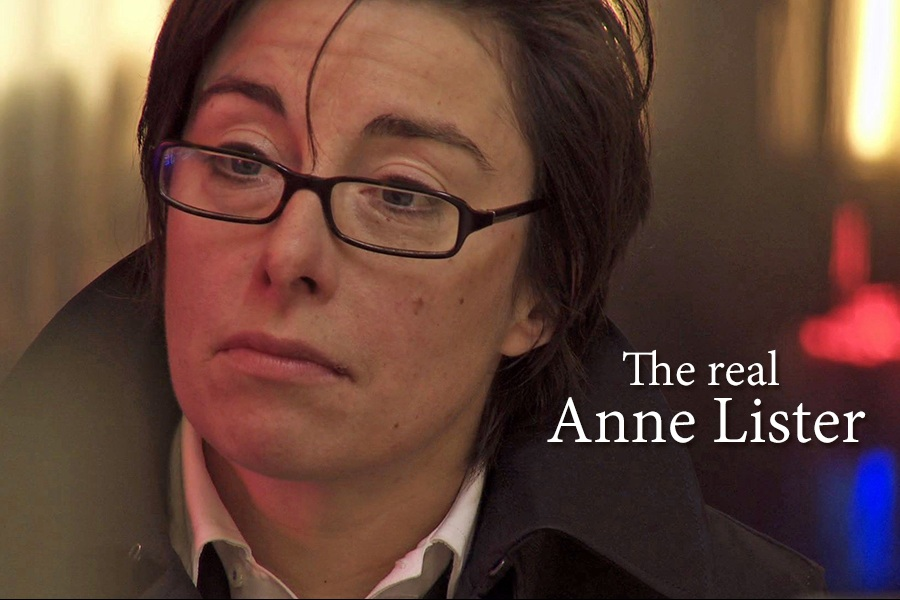 Real Anne Lister, The