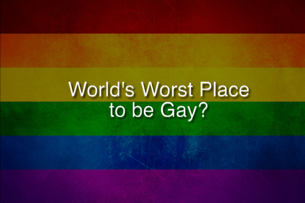World's Worst Place to be Gay, The