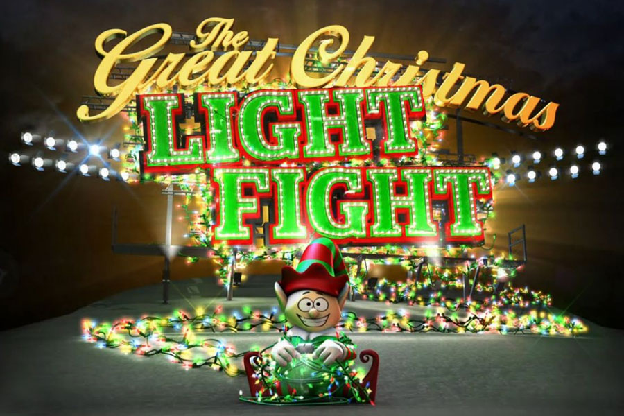 Great Christmas Light Fight, The