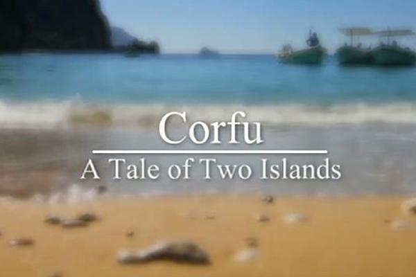 Corfu. A Tale Of Two Islands