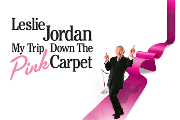 Leslie Jordan. My Life Down the Pink Carpet