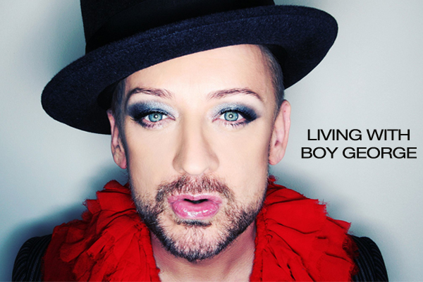 Living With Boy George
