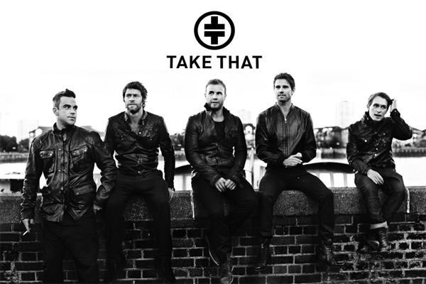 Take That Comes to Town