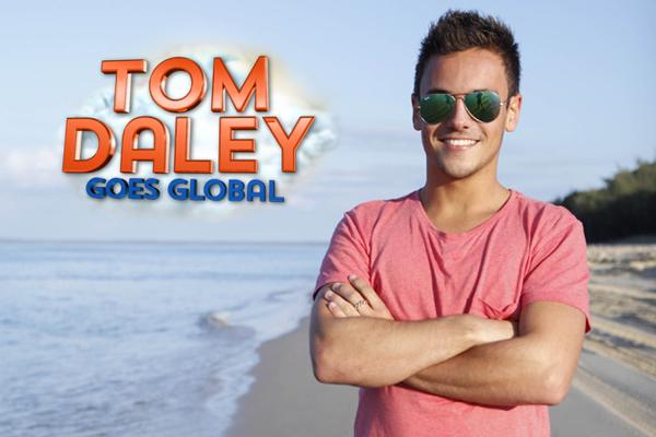 Tom Daley Goes Global
