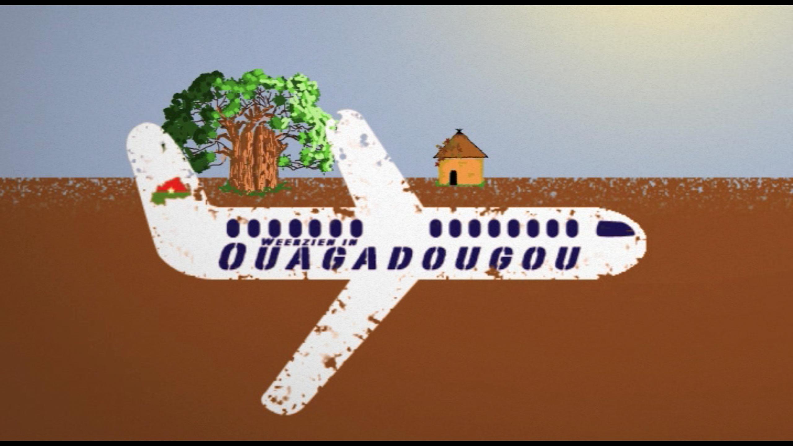 Weerzien in Ouagadougou
