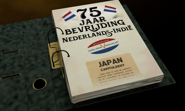 75 Jaar Bevrijding - Oorlogsverhalen uit Nederlands-Indië