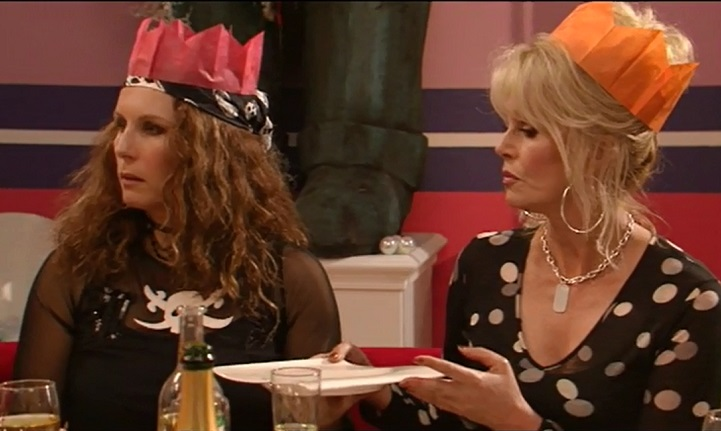 Absolutely Fabulous - Kerstspecial
