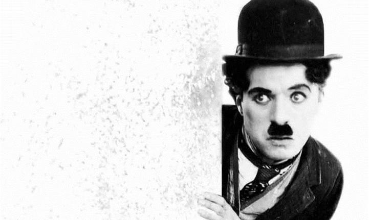 Charlie Chaplin - A Woman