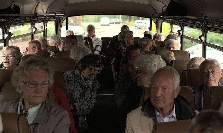 Evacuatie op de Veluwe (docu)