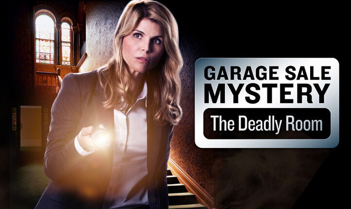 Garage Sale Mystery - The Deadly Room (film)