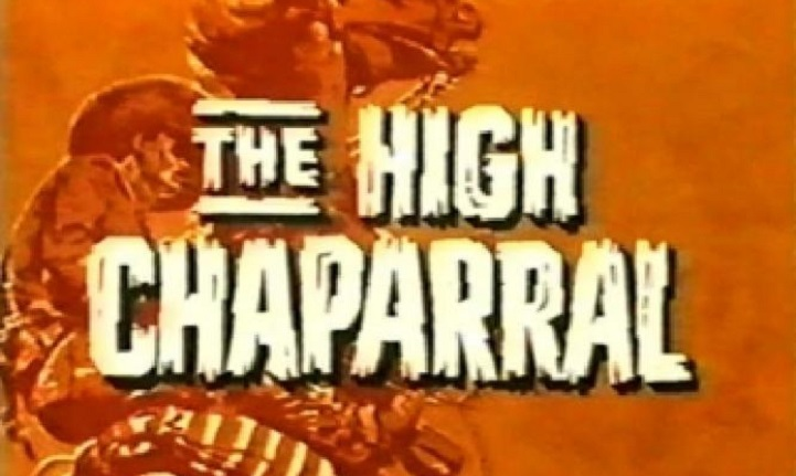 The High Chaparral - seizoen 3