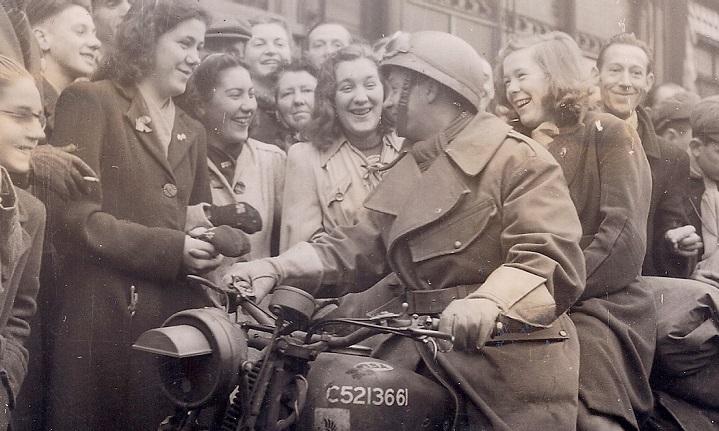 In het Spoor van de Poolse Bevrijders