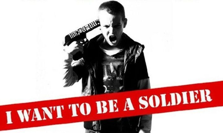 I Want to be a Soldier (film)