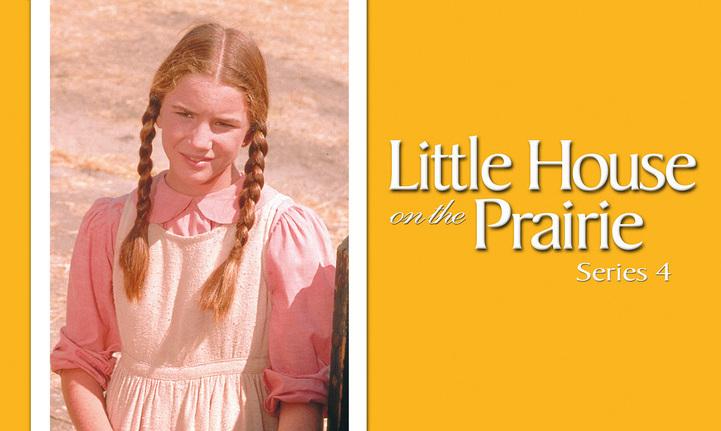 Little House on the Prairie - seizoen 4
