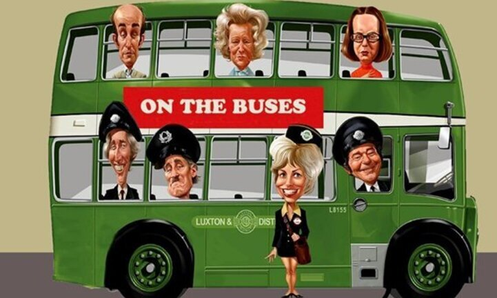 On the Buses - seizoen 4