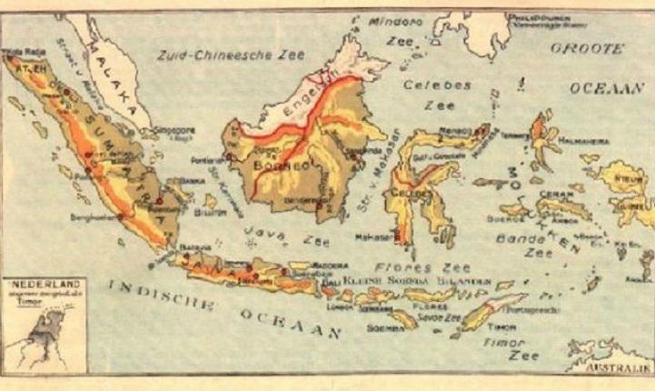 Nederlands-Indië bij ONS