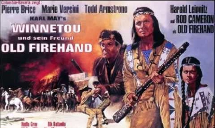 Winnetou und sein Freund Old Firehand (film)
