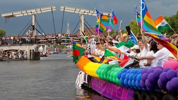 Amsterdam Gay Pride 2015
