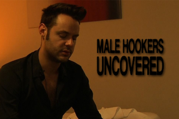 Male Hookers Uncovered