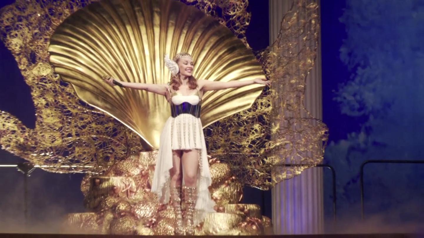 Kylie Minogue: Aphrodite