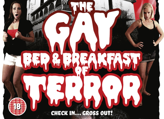 Gay Bed and Breakfast of Terror