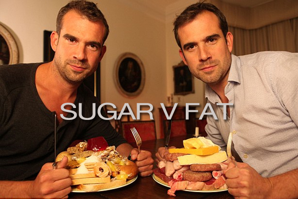 Sugar versus Fat